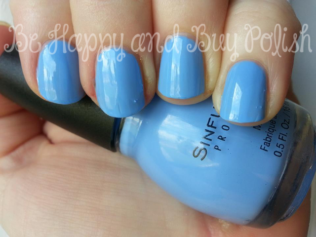Sinful Colors Sail La Vie