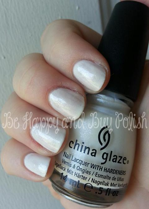 China Glaze Dandy Lyin' Around