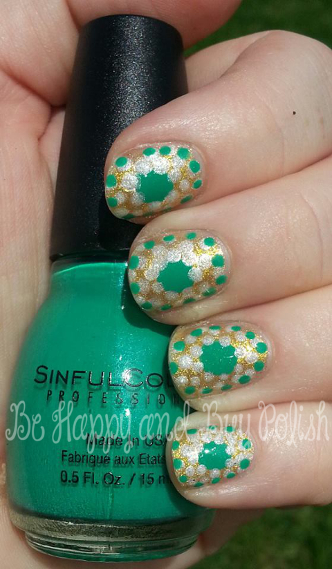 Sinful Colors Rise & Shine | OPI Oy Another Polish Joke | OPI Solitaire
