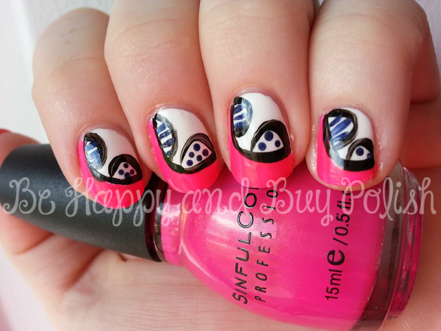 Sinful Colors Cream Pink