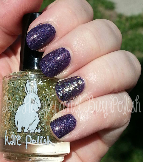 A England Lady of the Lake and Hare Polish Dauphine of Decadence