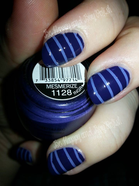 Sinful Colors Lavander and Mesmerize