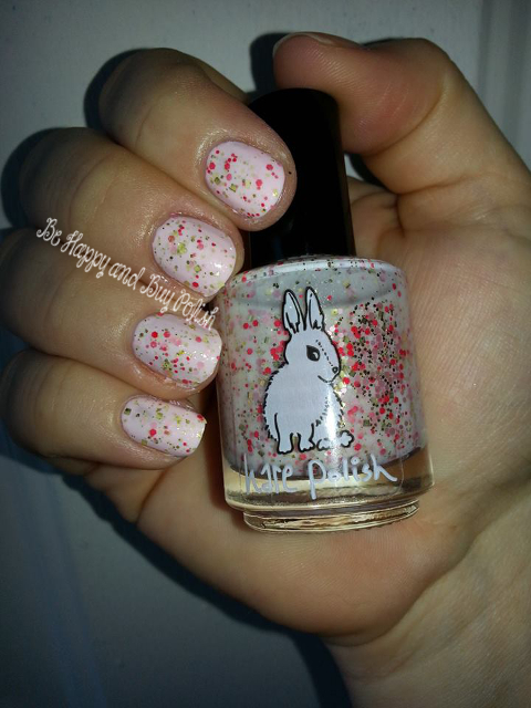 essie fiji and Hare Polish Let Them Eat What