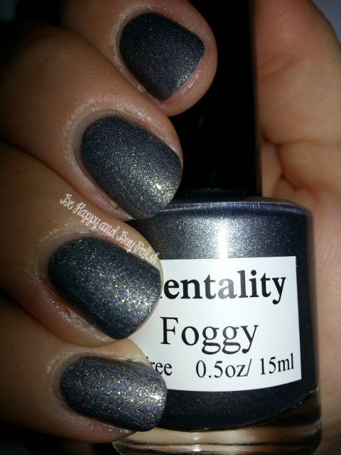 Mentality Polish Foggy