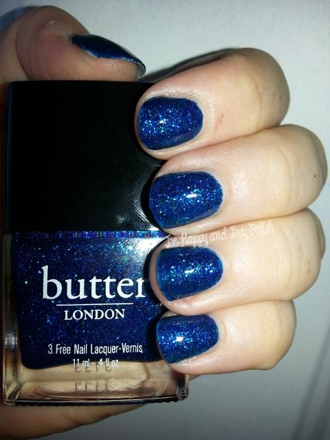 butter LONDON inky six
