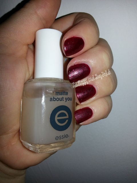 essie hip-anema and leading lady and matte about you