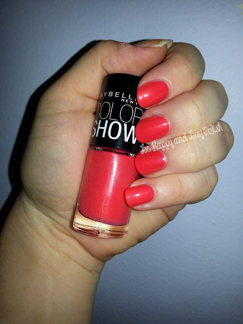 Maybelline Coral Glow