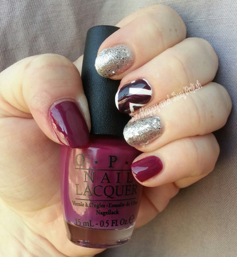 OPI Crown Me Already, Anti-Bleak, Honk If You Love OPI, Alpine Snow