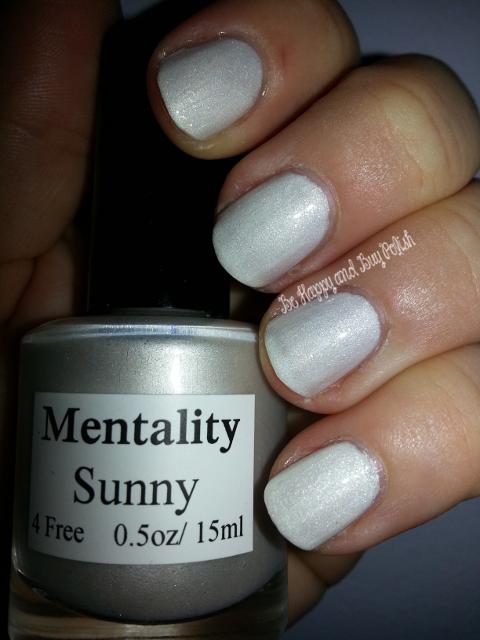 Mentality Polish Sunny