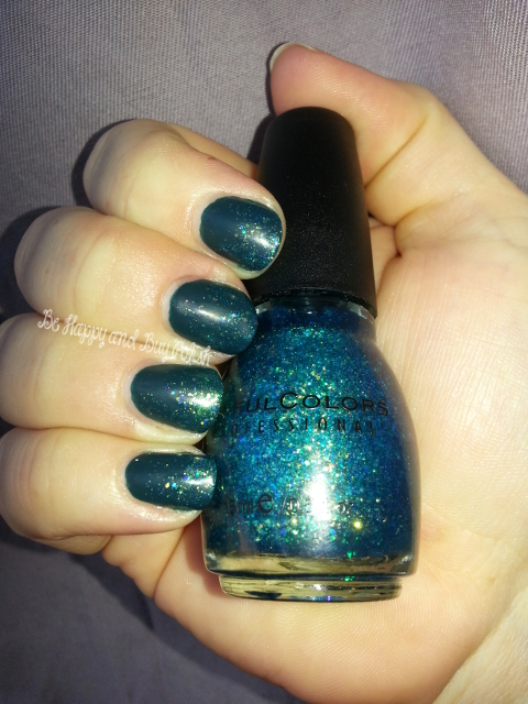 Sinful Colors Calypso and Nail Junkie