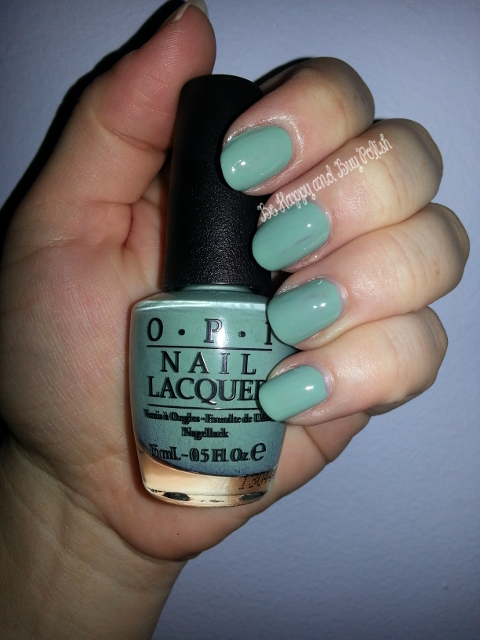 OPI Mermaids Tears