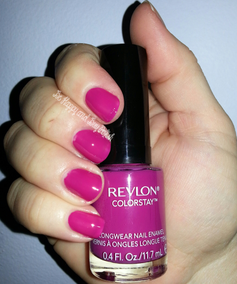 Radiant Orchid nail polishes, part 6 (The Berries) | Be ...