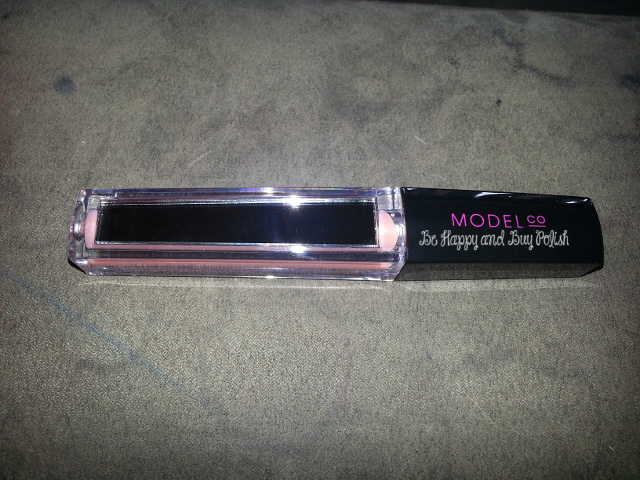 Model Co Lip Gloss in Striptease