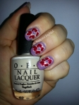 OPI Planks a Lot, OPI Innie Minnie Mightie Bow, OPI My Vampire is Buff