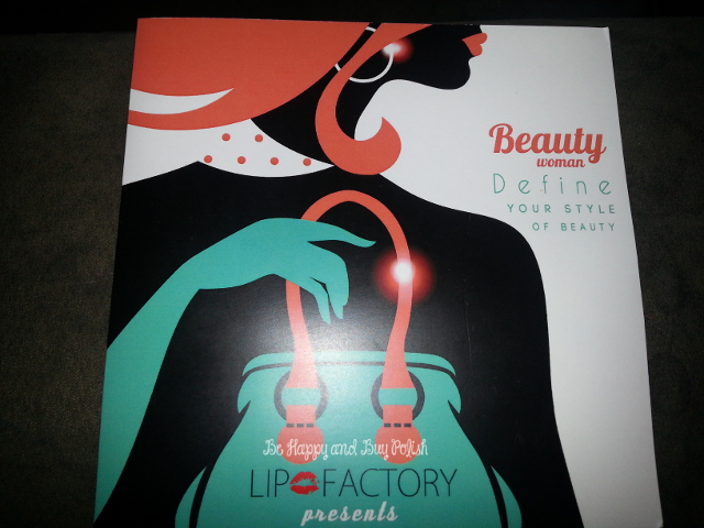 September Lip Factory info card