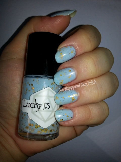 Lucky 13 Lacquer Softening the Bad Things