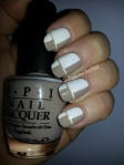 OPI Alpine Snow, OPI Did You 'Ear About Van Gogh