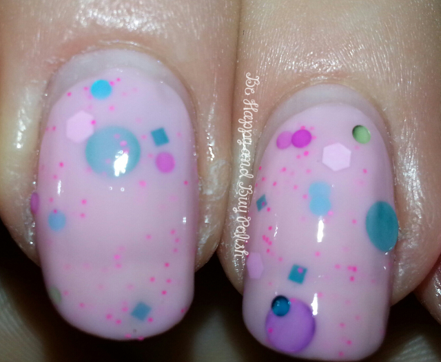 "The Devil Wears Polish ""Girls Like to Blow Bubbles"""