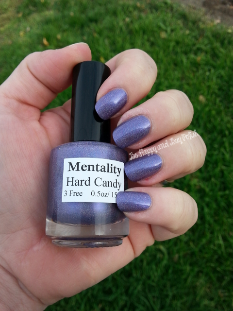 Mentality Nail Polish Hard Candy