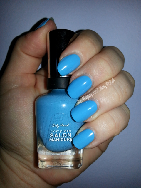 Sally Hansen Himalayan Blue