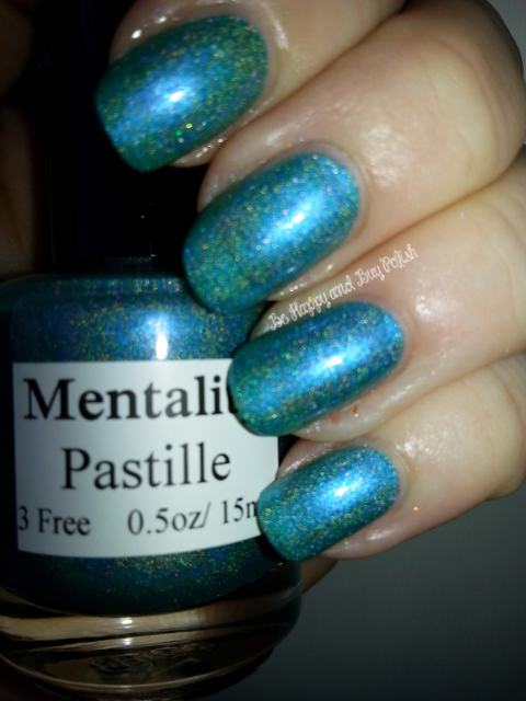 Mentality Nail Polish Pastille