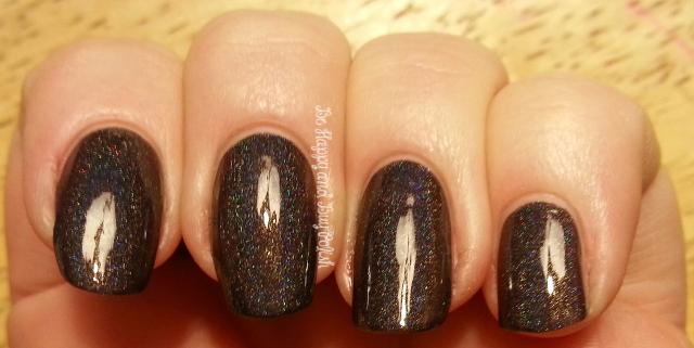I Love Nail Polish A.C. Slater
