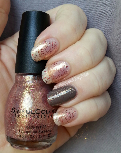Revlon Stormy Night, Sinful Colors Gilded
