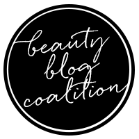 Beauty Blog Coalition Member badge