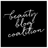 Beauty Blog Coalition Member badge