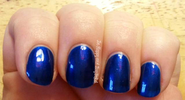 LA Splash Blue Splash