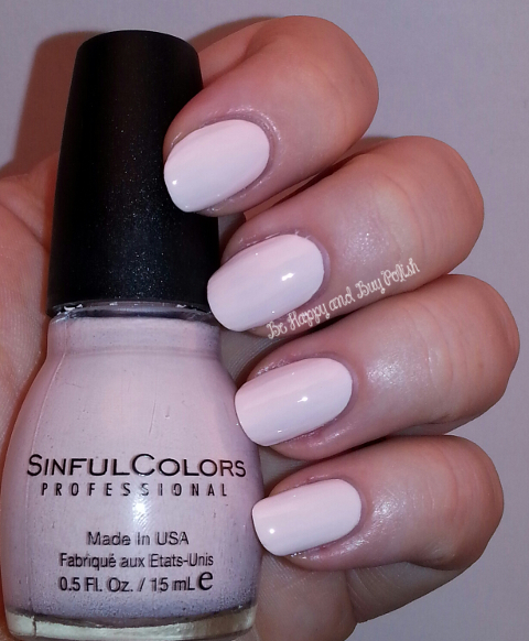 Sinful Colors Easy Going