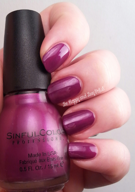 Sinful Colors Fig