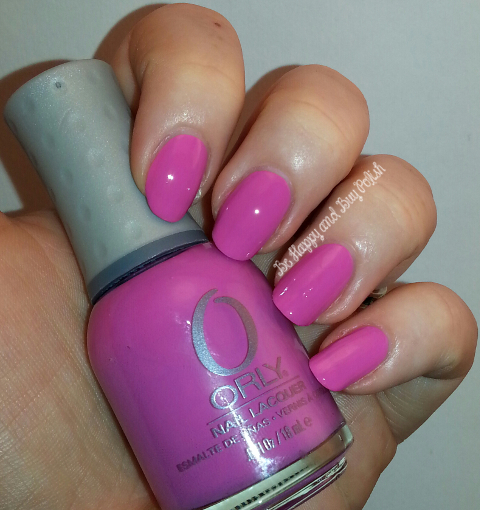 Radiant Orchid Nail Polishes Part 5 The Brights Be Happy And Buy Polish