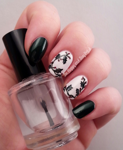 12 days of xmas manis challenge be happy and buy polish page 3 wet n wild poison ivy wet n wild a blank canvas wet n wild prinsesfo Image collections