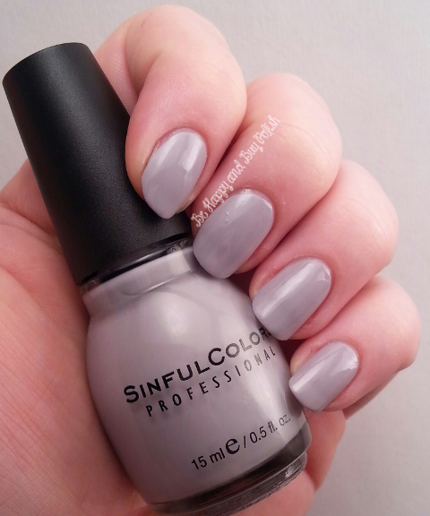 Sinful Colors Mauve