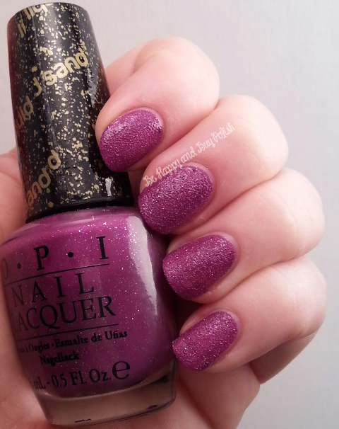 OPI My Current Crush