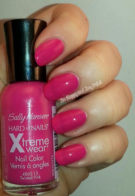 Sally Hansen Twisted Pink