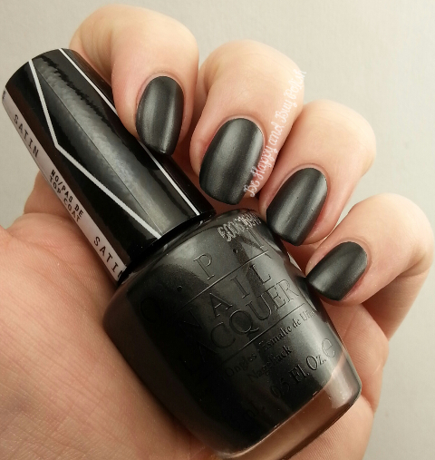 OPI 4 In The Morning | Be Happy and Buy Polish