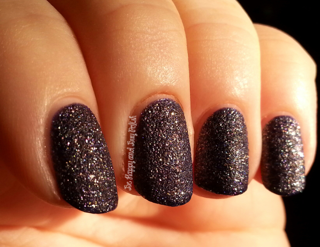 OPI Alcatraz Rocks | Be Happy and Buy Polish