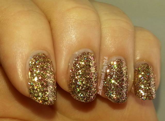 ellagee polish Black Hills Gold