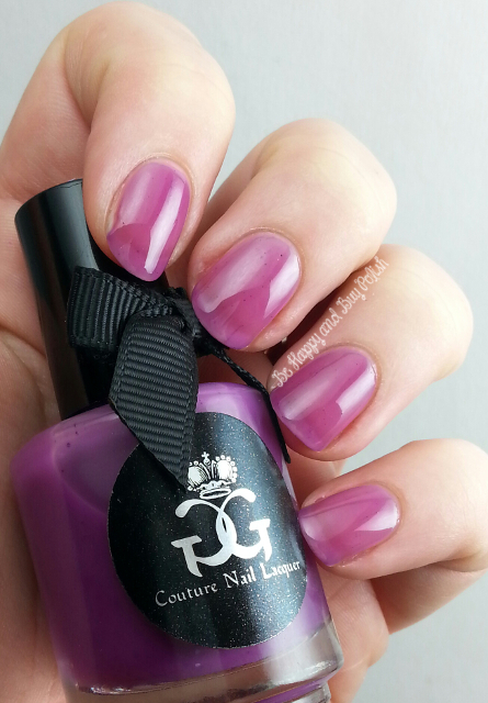 GG Couture California Sunset | Be Happy And Buy Polish