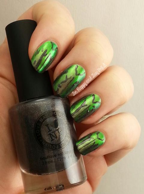 I Love Nail Polish Mutagen and A.C. Slater