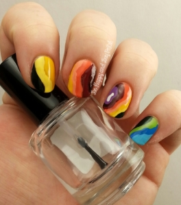 Storm on Doppler Radar | Be Happy And Buy Polish