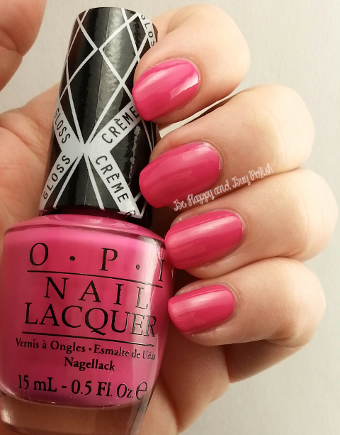 OPI Hey Baby | Be Happy and Buy Polish