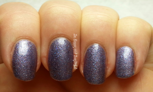 Charlie's Rad Lacquer Hi I'm New | Be Happy and Buy Polish