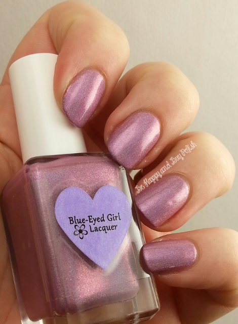 Blue-Eyed Girl Lacquer I Still Adore | Be Happy And Buy Polish