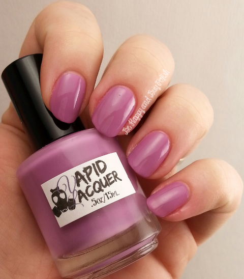 Vapid Lacquer I'm a Good Girl Ha ha | Be Happy And Buy Polish