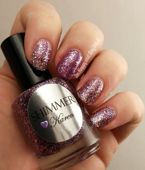 Shimmer Karen | Be Happy And Buy Polish