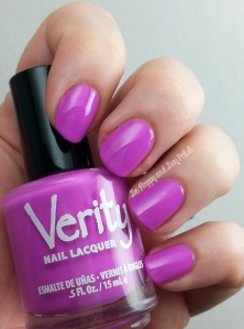 Verity Lilac Cream | Be Happy And Buy Polish