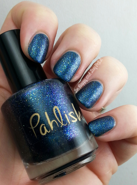 pahlish Mad Man With A Box | Be Happy And Buy Polish